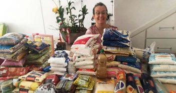 Doações de Alimentos | Instituto Cuida de Mim