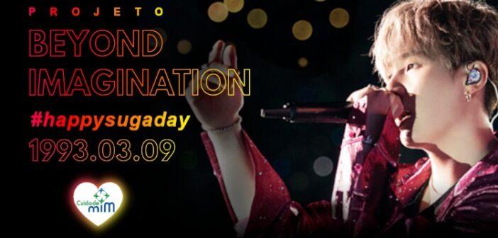 Beyond Imagination – Suga Day In Brazil